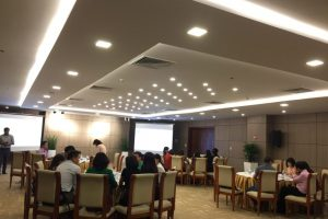 "Workshop ""Product Development for Microfinance Institutions"" in Danang"
